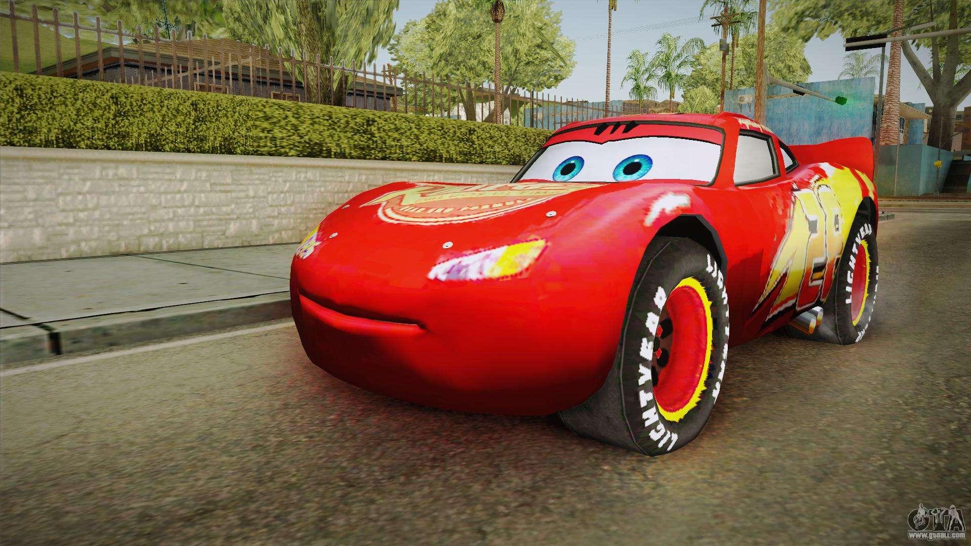 88108 Cars 3 Mcqueen