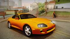 Toyota Supra US-Spec (JZA80) 1993 PJ for GTA San Andreas