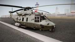 CoD: Ghosts - NH90 Retracted for GTA San Andreas