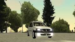 Renault Logan 2007 for GTA San Andreas