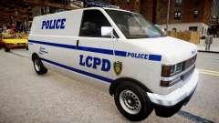 LCPD Declasse Burrito Police Transporter