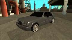 Mercedes Benz W140 Evolution for GTA San Andreas