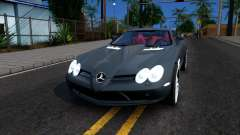 Mercedes-Benz SLR Mclaren 2011 for GTA San Andreas