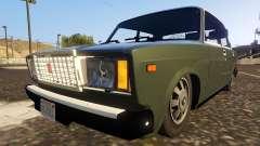 VAZ-2107 (Lada Riva) 1.3 for GTA 5