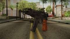 CoD 4: MW - Left vz. 61 Remastered for GTA San Andreas