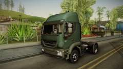 Iveco Trakker Hi-Land 4x2 Cab High v3.0 for GTA San Andreas