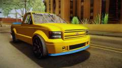 GTA 5 Vapid Sadler Racing