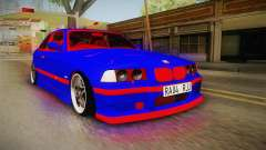 BMW 3 Series E36 Urechea Stelista Edition for GTA San Andreas