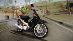 Honda Supra X 2004 Full STD for GTA San Andreas