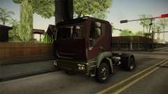 Iveco Trakker Hi-Land 4x2 Cab Low v3.0 for GTA San Andreas