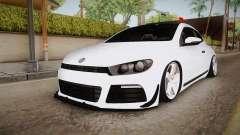 Volkswagen Scirocco Stance Works