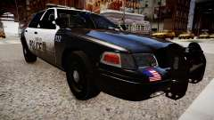 Ford Crown Victoria LCPD Police