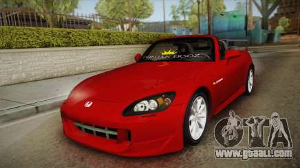 Honda S2000 Caramio for GTA San Andreas