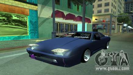 Elegy 42sx for GTA San Andreas