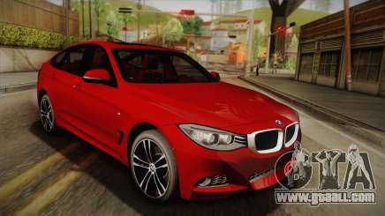 BMW 335i F34 Gran Turismo for GTA San Andreas