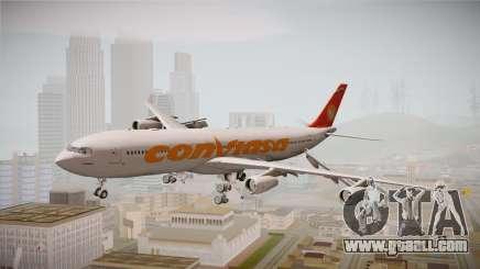Airbus A340-300 Conviasa for GTA San Andreas