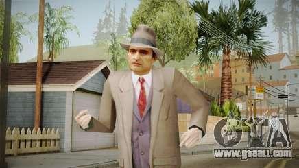 Mafia - Paulie Plash for GTA San Andreas