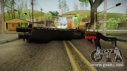 SPAS-12 for GTA San Andreas