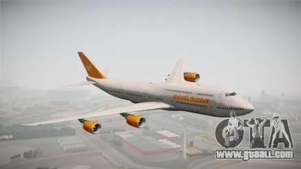 Boeing 747-8I Conviasa for GTA San Andreas