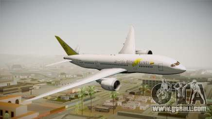 Boeing 787-8 Royal Brunei Airlines for GTA San Andreas