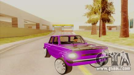 ZAZ 968 for GTA San Andreas