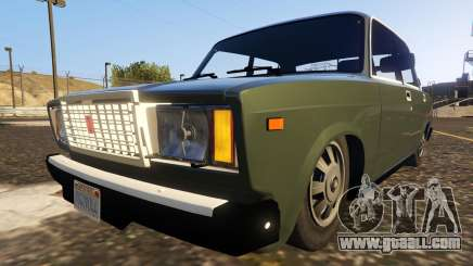 VAZ-2107 (Lada Riva) 1.3 for GTA 5