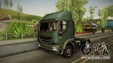 Iveco Trakker Hi-Land 4x2 Cab High v3.0 for GTA San Andreas