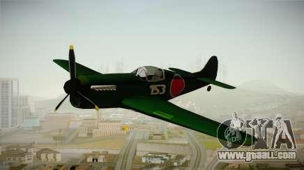 Japan World War 2 Rustler for GTA San Andreas
