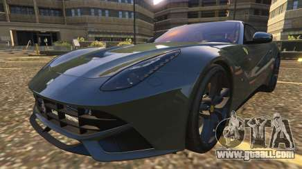 Ferrari F620GT 2013 for GTA 5