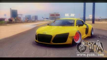 Audi R8 V10 Liberty Walk Performance for GTA San Andreas