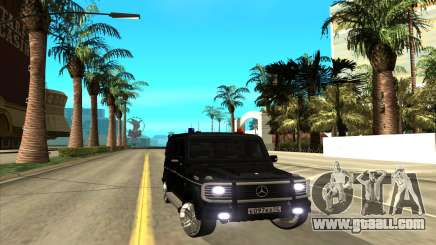 Mercedes-Benz G55 for GTA San Andreas