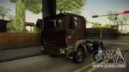 Iveco Trakker Hi-Land 4x2 Cab Low v3.0 for GTA San Andreas