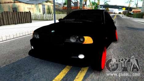 BMW 3-er E46 for GTA San Andreas