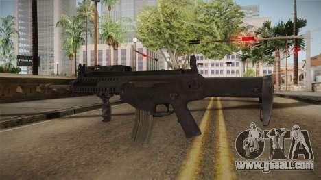 ARX-160 Tactical v1 for GTA San Andreas