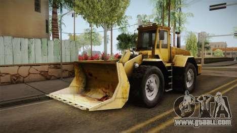 Driver: PL - Dozer for GTA San Andreas