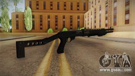 Benelli M3 for GTA San Andreas second screenshot