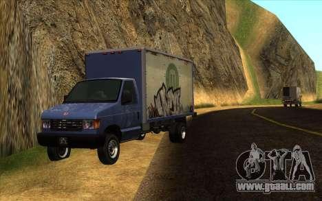 Life situation 5.0 for GTA San Andreas second screenshot