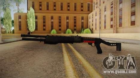 Benelli M3 for GTA San Andreas