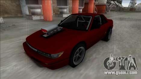 Nissan Silvia S13 Drag for GTA San Andreas