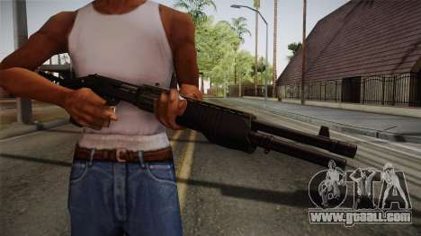 Remington 870 Silver for GTA San Andreas third screenshot