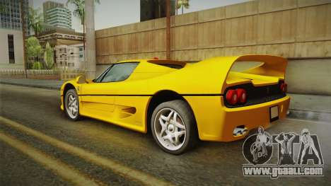 Ferrari F50 FBI for GTA San Andreas