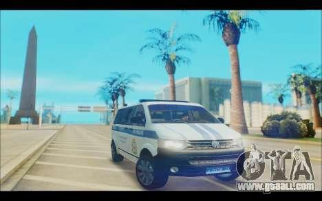 Volkswagen ППС for GTA San Andreas