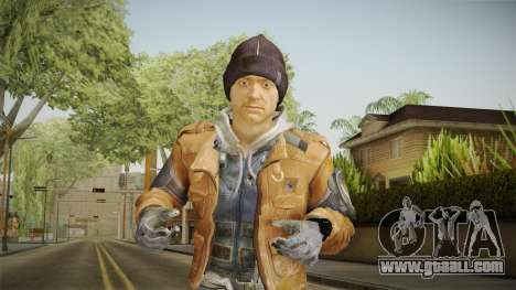 The Division - Agent Ryan v2 for GTA San Andreas