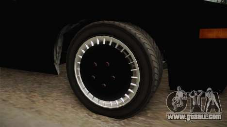 GTA 5 Imponte Ruiner 2000 for GTA San Andreas back view