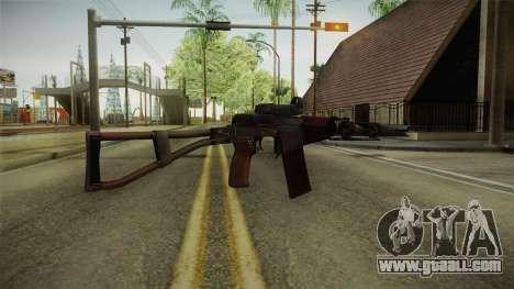 Battlefield 4 - AS Val for GTA San Andreas second screenshot