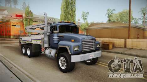 Mack RD690 Pump 1992 v1.0 for GTA San Andreas
