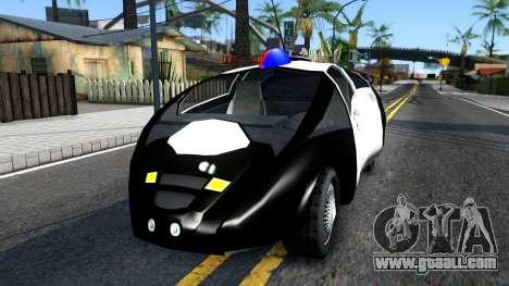 Alien Police San Fierro for GTA San Andreas