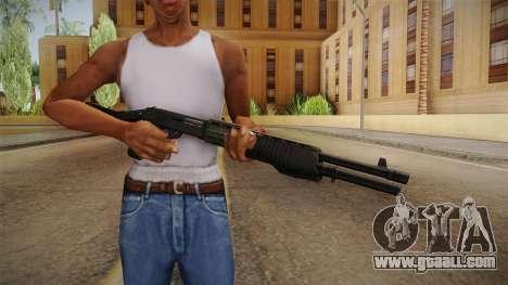Benelli M3 for GTA San Andreas third screenshot