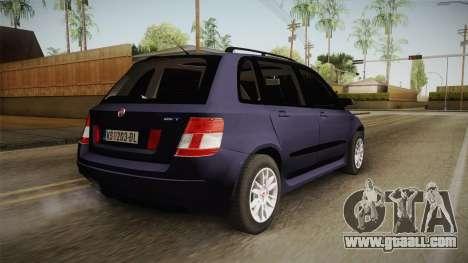 Fiat Stilo for GTA San Andreas left view