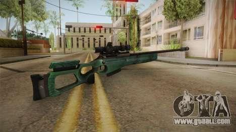 Battlefield 4 - SV-98 for GTA San Andreas third screenshot